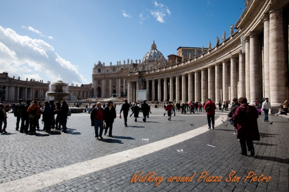 st.peter's square rome
