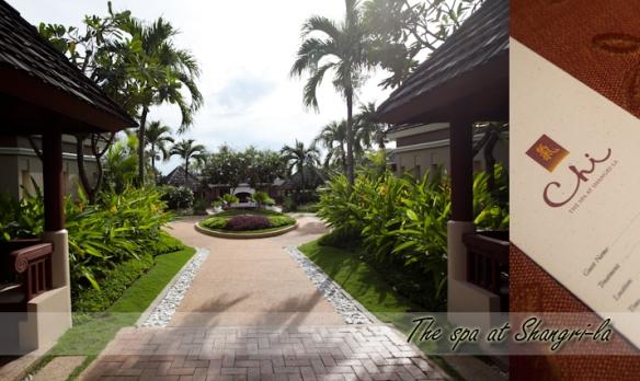 The Chi Spa Shangri-la Mactan
