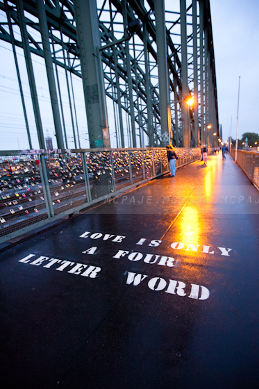 love padlocks in germany