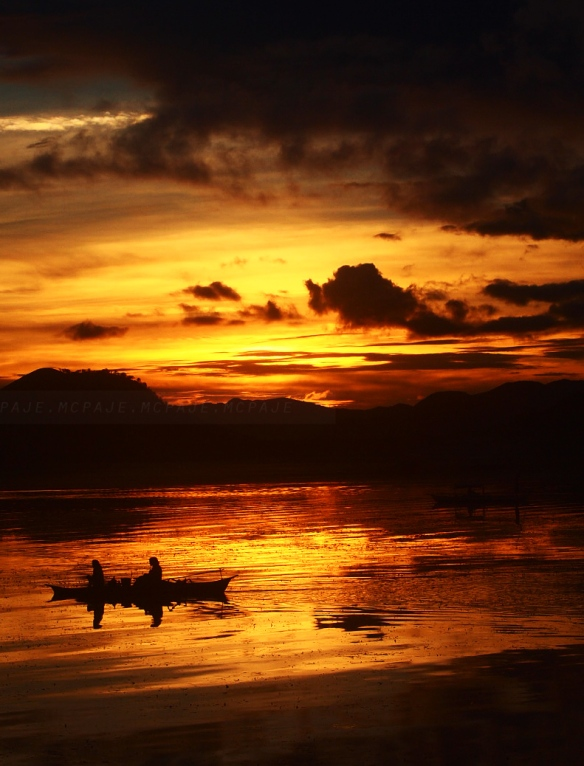 Coron Palawan Sunset
