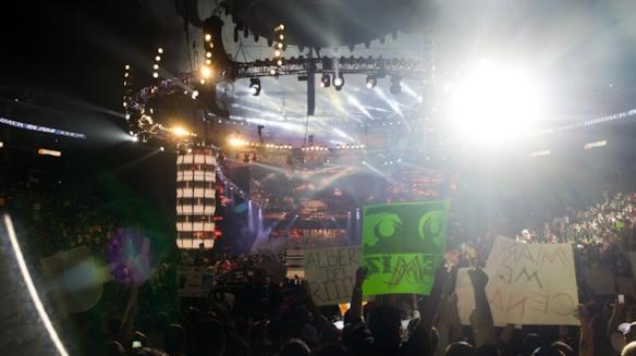 WWE summer slam 2011 LA 2