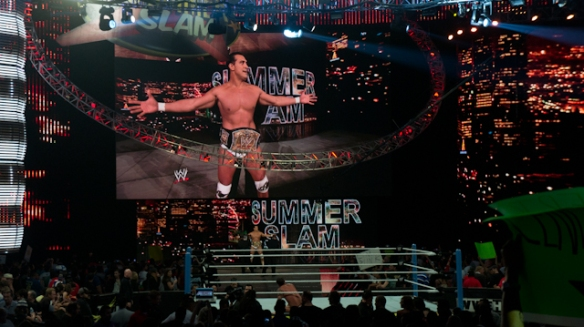 WWE summer slam 2011 LA 4